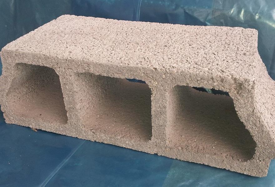 Укладка блоки для перекрытия